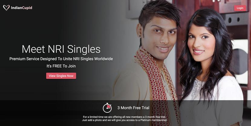 IndianCupid Registration