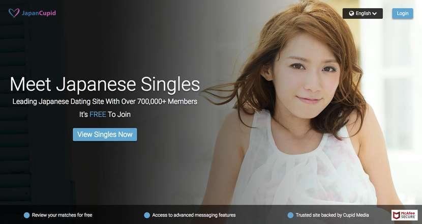 JapanCupid Registration