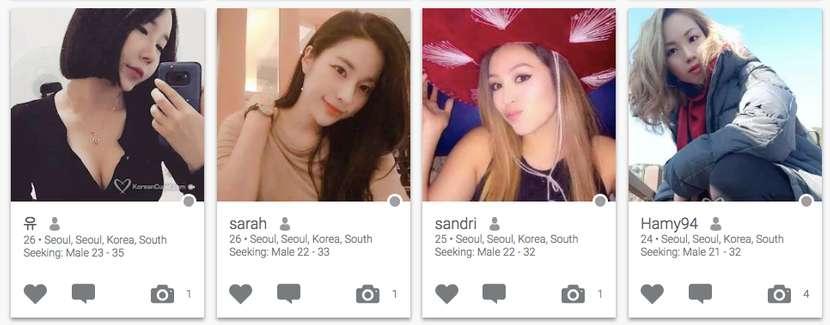 KoreanCupid Users