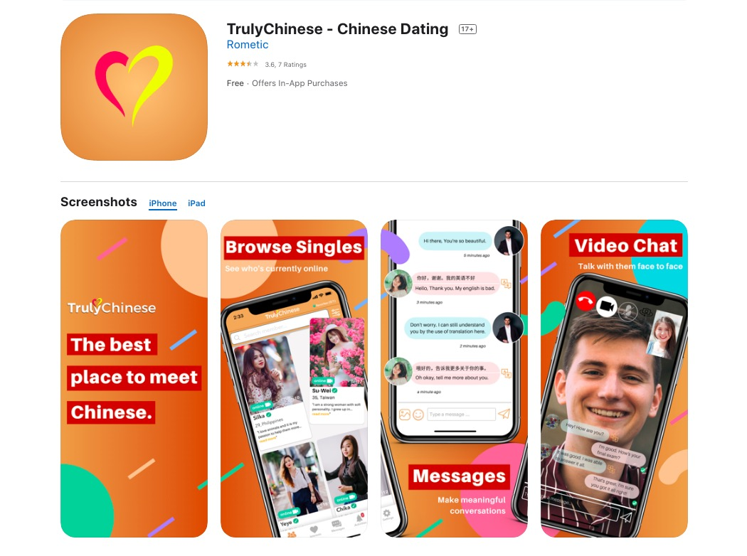 TrulyChinese app