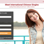 ChinaCupid main page