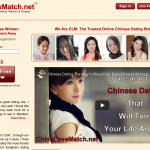 ChinaLoveMatch.net main page