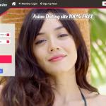 Lovein.Asia main page