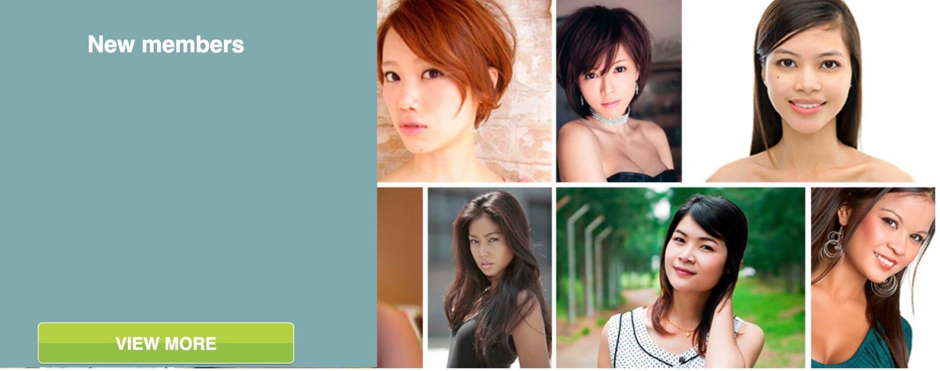 Asian2Date new members